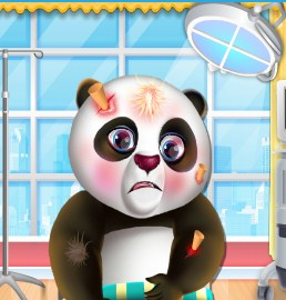 Play Baby Panda Day Care Game