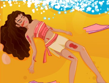 Play Moana Surfing Accident Game