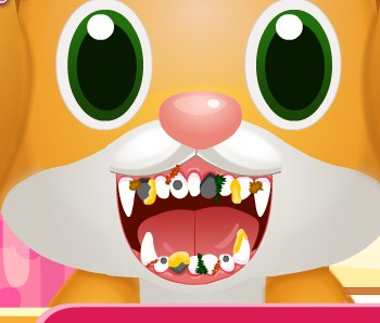 Play Pet Dentist and Doctor Game