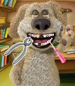 Play Talking Ben at the Dentist Game