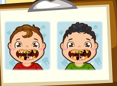 Play Baby at the Dentist Game