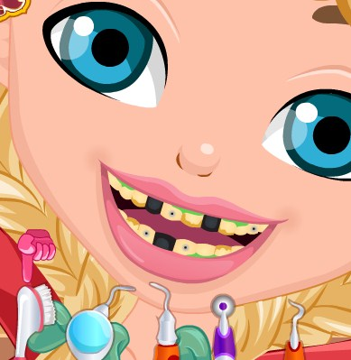 Play Red Riding Hood Dentist Game