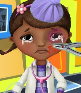 Play Heal McStuffins Game