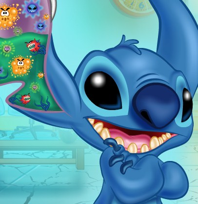 Play Stitch Ear Doctor Game