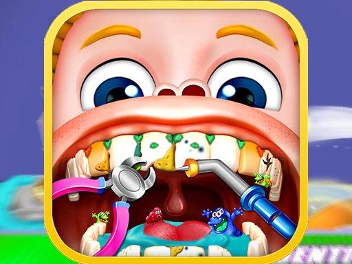 Play Superhero Dentist Game