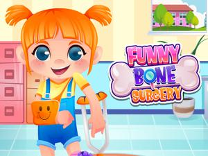 Play Funny Bone Surgery Game