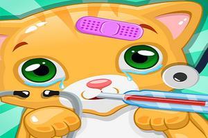Play Pet Vet Doctor Game