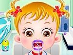 Play Baby Hazel Gums Treatment Game