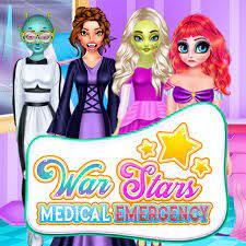 Play War Stars Medical Emergency Game