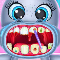 Play Baby Hippo Dental Care Game