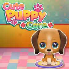 Play Cute Puppy Care Game