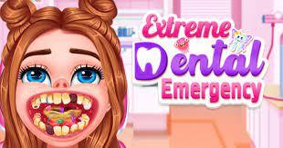 Play Extreme Dental Emergency Game