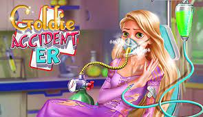Play Goldie Accident ER Game