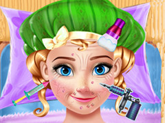 Play Anna Wants To Become Beautiful Game
