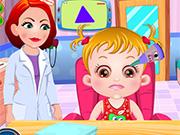 Play Baby Hazel Eye Care Game