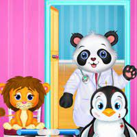 Play Best Doctor In Animal World Game