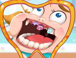 Play Cute Dentist Emergency Game