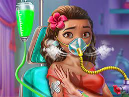 Play Exotic Princess Mission Accident ER Game