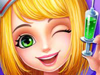 Play Happy Doctor Mania Game