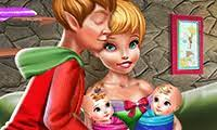 Play Pixie Twins Birth Game
