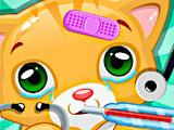 Play Little Cat Doctor Game