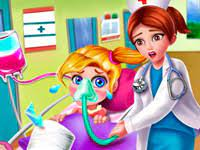 Play 911 Ambulance Doctor Game