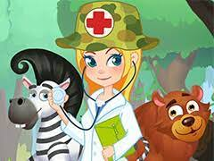 Play Jungle Doctor Game