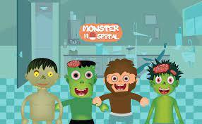 Play Monster Hospital Game
