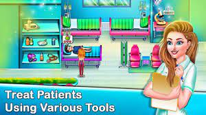 Play My Hospital Doctor Game