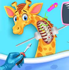 Play My Pet Vet Hospital Game